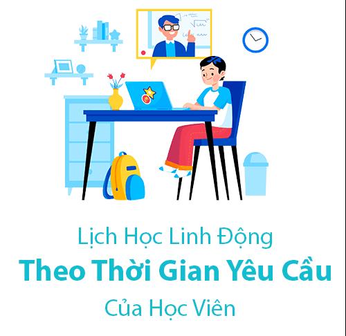 Lich Hoc Theo Yeu Cau