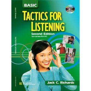Tactics-For-Listening Basic