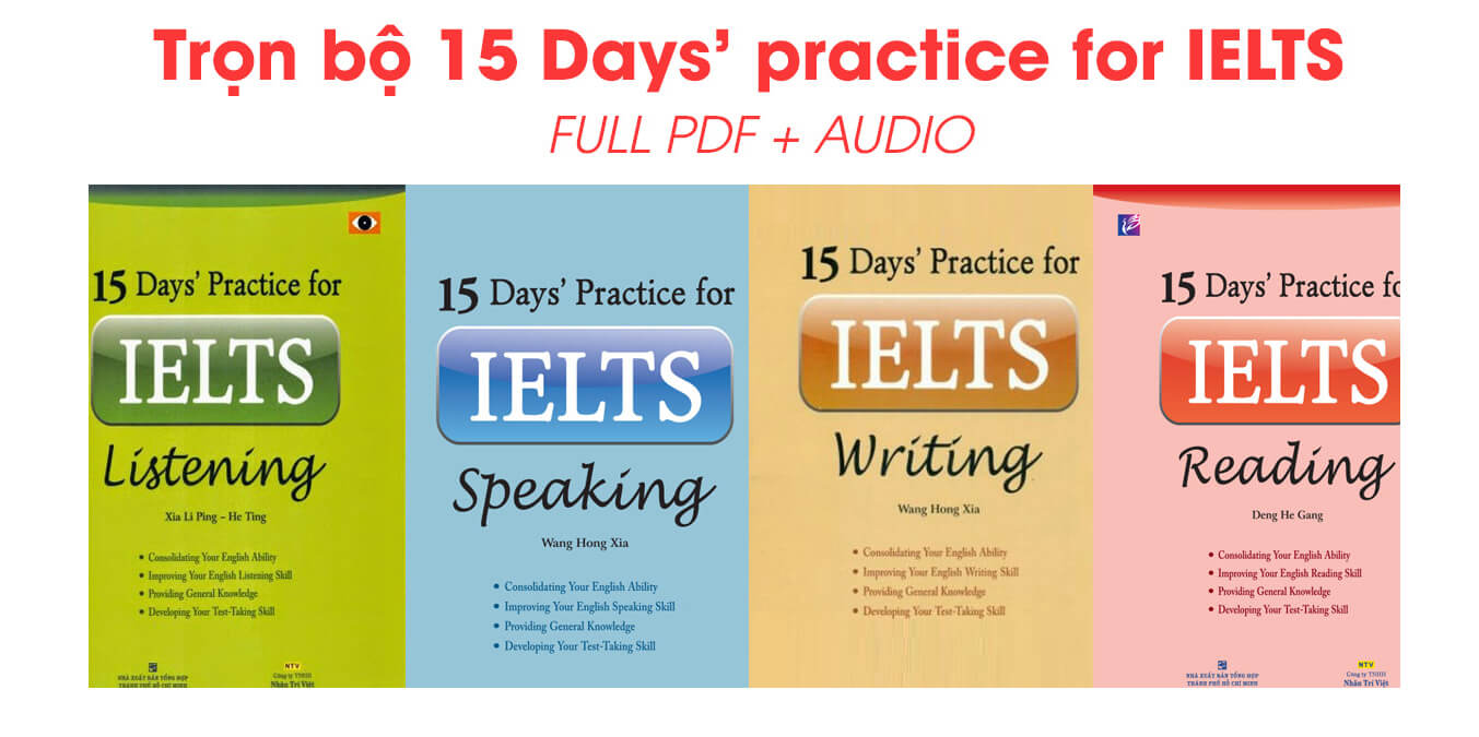 15 days for ielts 4 ky nang