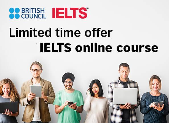 British Council Ielts Online