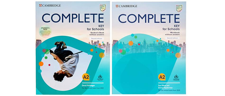 Complete Key for Schools - KET Student's Book + Workbook