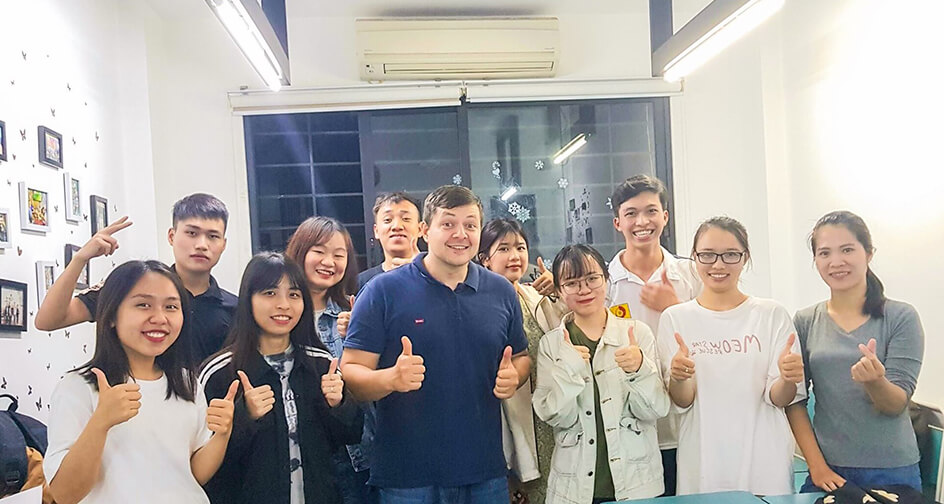 The Ielts Active Team (1)