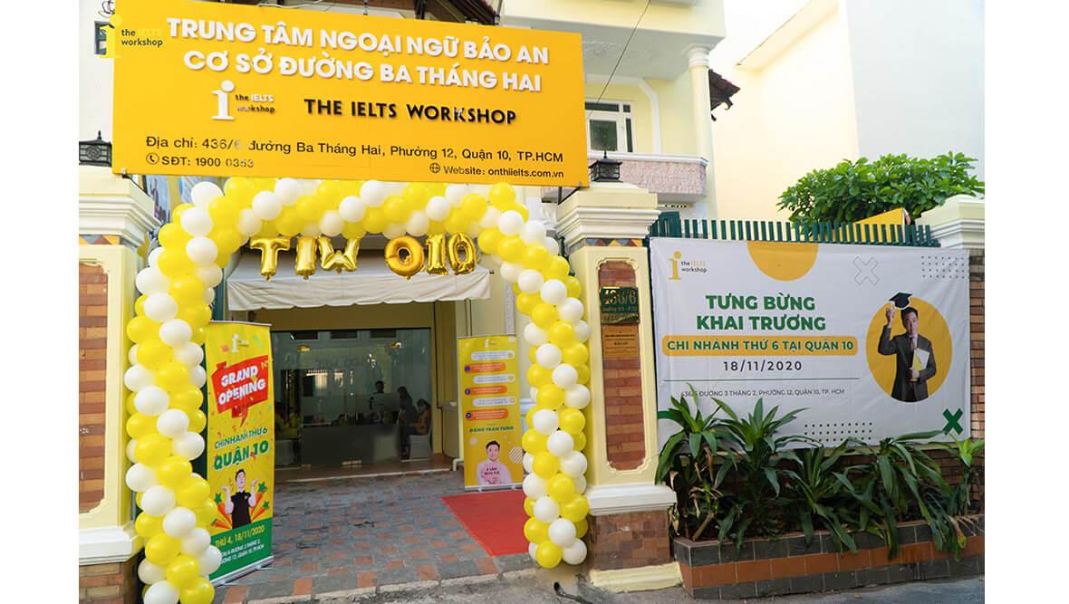 the ielts workshop top trung tam ielts gan ftu ngoai thuong