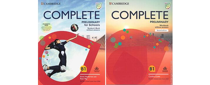 Complete PET Cambrige English Preliminary Full