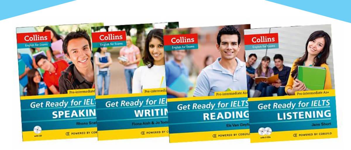 Get Ready For Ielts - Sách Tự Học Ielts