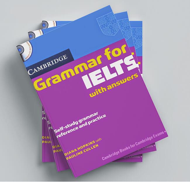 Cambridge Grammar For IELTS -Top 20 Sách Tự Học Ielts Hiệu Quả Nhất Từ Mất Gốc đến 9.0