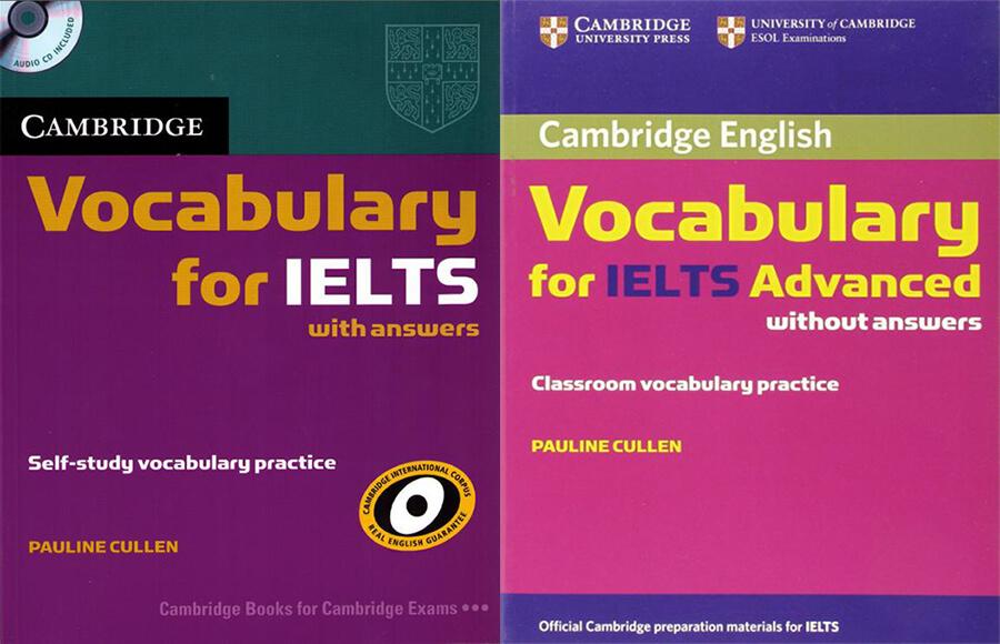 Cambridge Vocabulary For Ielts Advacned 2 sach Top 20 Sách Tự Học Ielts Hiệu Quả Nhất Từ Mất Gốc đến 9.0