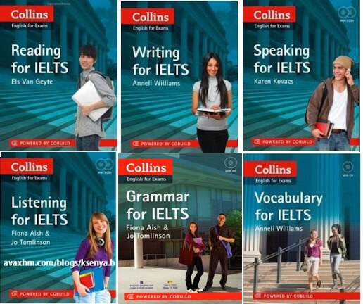 Collins For Ielts 6 Cuốn Top 20 Sách Tự Học Ielts Hiệu Quả Nhất Từ Mất Gốc đến 9.0