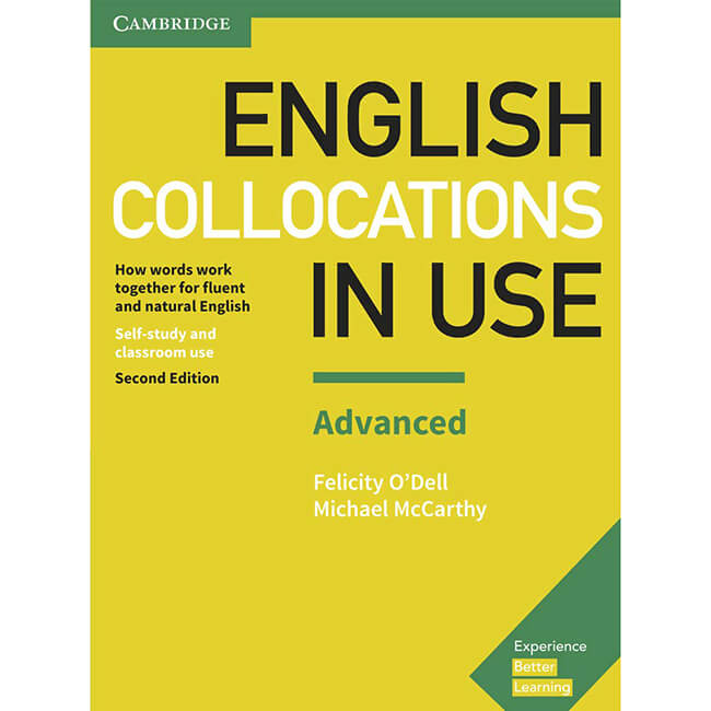 English Collocations In Use Advanced (1)