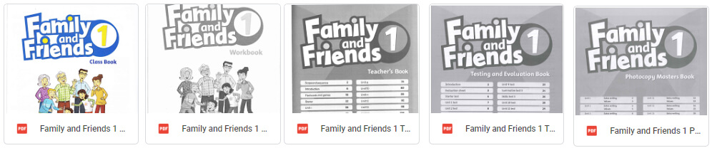 Family and friend level 1