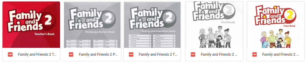Family and friend level 2