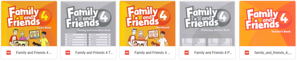 Family and friend level 4