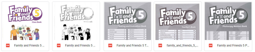 Family and friend level 5