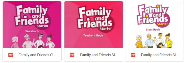 Family and friend starter