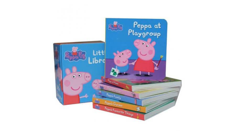 [Trọn Bộ - Download] Peppa Pig 6 seasons (Pdf + Audio + Video)
