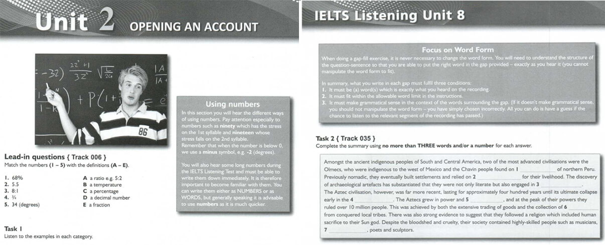 Succeed in IELTS Listening and Vocabulary
