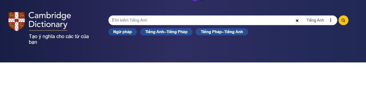 Top 10 Từ Điển Anh Việt Online Tốt Nhất Hiện Nay