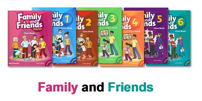 Mua Sách Family And Friends Cho Con ở đâu tốt giá rẻ? Giá Bao Nhiêu?