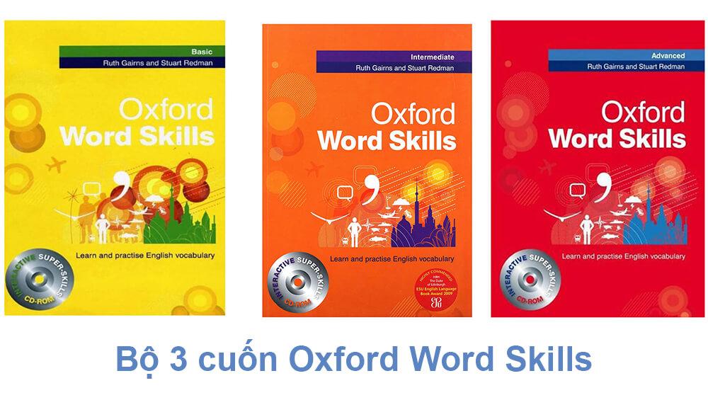 Mua Sách Oxford Word Skills Basic Intermediate Advanced Ở Đâu Tốt Giá Rẻ?