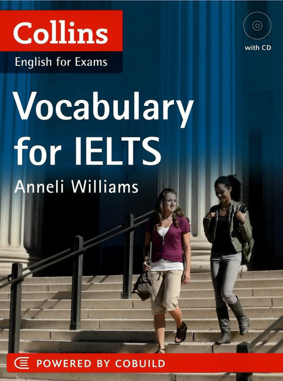 Sách Học Từ Vựng IELTS Band 3.0 và 3.5 Hay Nhất