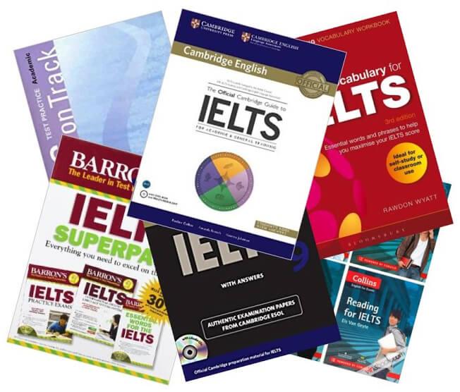 Mua sách IELTS ở đâu uy tín giá rẻ tại Hải Phòng