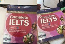 Mua Sách Complete IELTS bands 4-5, 5-6.5, 5-6.5 Ở Đâu Tốt Giá Rẻ?