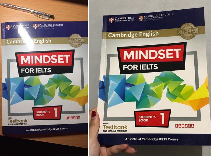 Mua Sách Cambridge Mindset For IELTS Foundation 1 2 3 Ở Đâu Tốt Giá Rẻ?