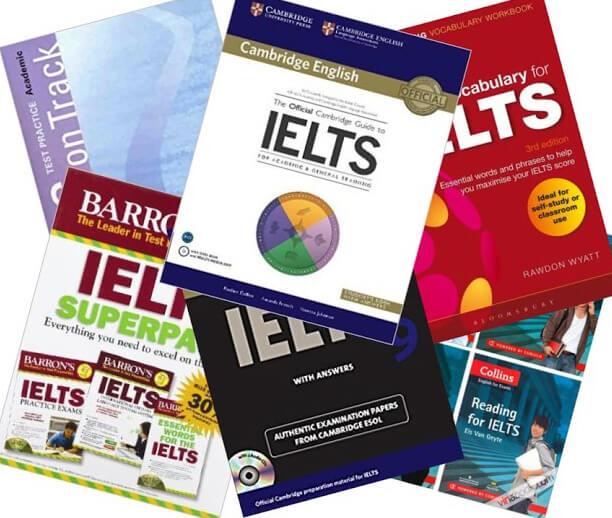 Mua sách Tiếng Anh IELTS ở đâu uy tín giá rẻ tại Bình Dương