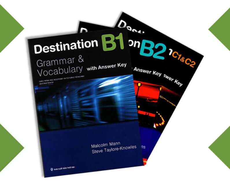 Mua Sách Destination B1 B2 C1&C2 Ở Đâu Tốt Giá Rẻ?