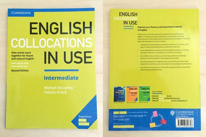 Mua sách English Collocation In use ở đâu tốt giá rẻ?