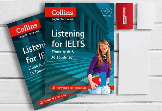 Collin listening For IELTS - Lộ Trình Tự Học Từ 0 Lên IELTS 6.5 và 7.0 Cho Người Mới Bắt Đầu